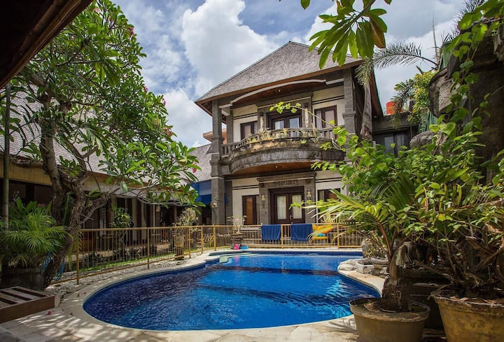 Cozy villa 2