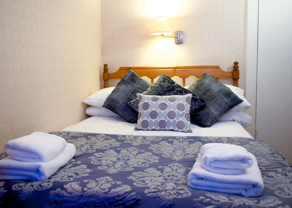 Get a great nights sleep close to the city centre
