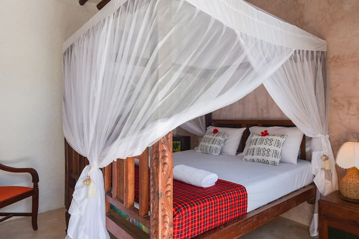Laura Zanzibar Villa, double room junior