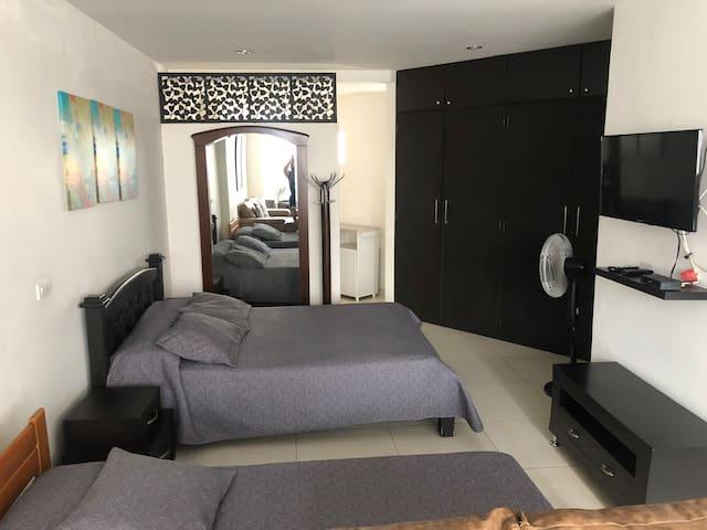 Hermoso apartamento laureles