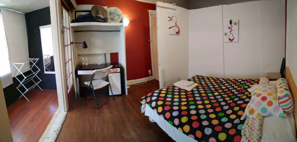 Flex Room North University USC Co-living