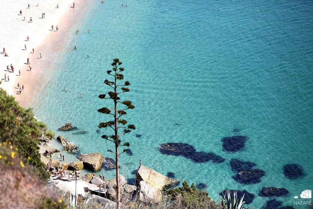 Praia da Nazaré (Canto das Pedras)