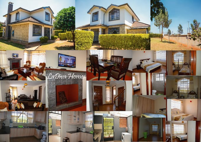 Edenville, Serene 5 bedroom townhouse
