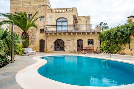 Ta' Guzeppi Farmhouse - Gozo - Xagħra - Villa