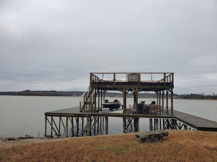Deep water Lake House