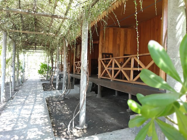 Ratih Homestay - Uniquely design and quite space