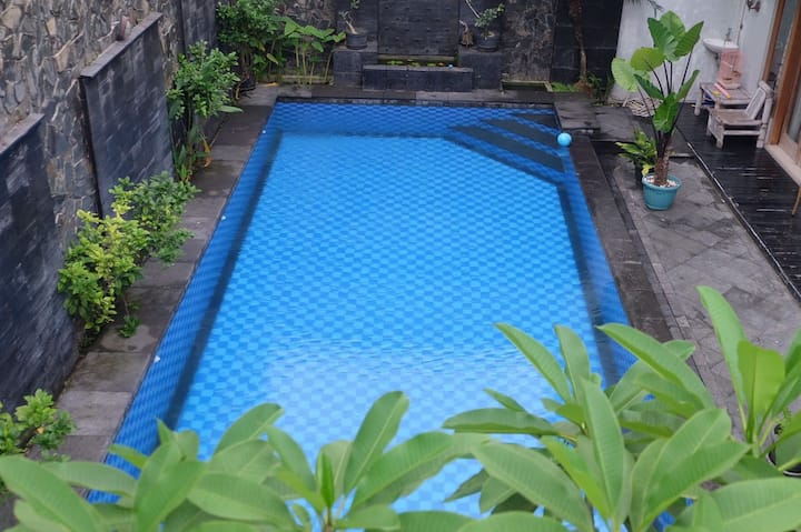 Big house (private pool)