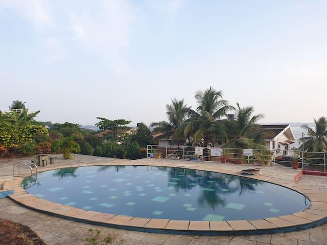 King's Suites - Studio Seaview Apartment in Nerul