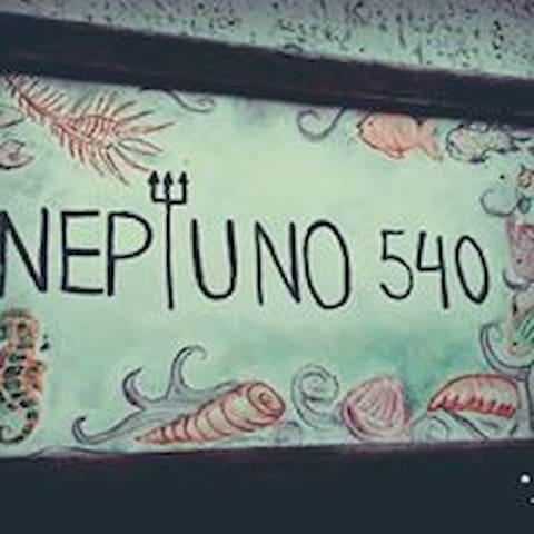 La casa de Neptuno, Bahia Inglesa - Bahía Inglesa - House