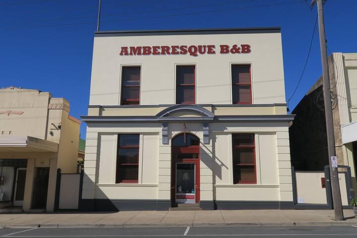 Main St - Rutherglen Amberesque B&B - 1st listing