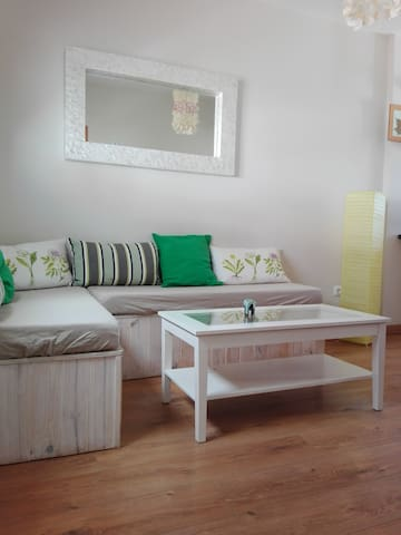 Estudio 1 bedroom + Wifi | - Tarifa - Departamento