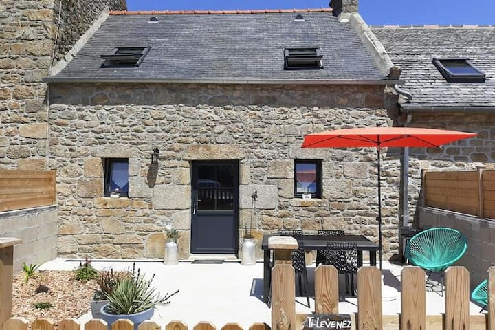 4 star holiday home in Plouescat
