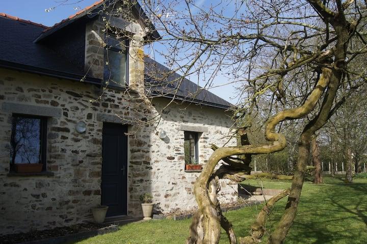 Maison bretonne sud Morbihan