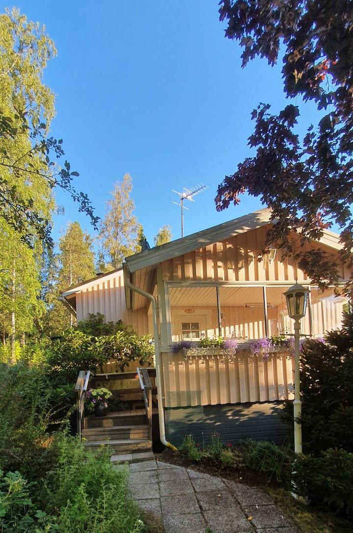 Hus i Klockestrand - Höga Kusten