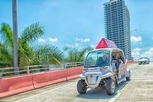 Studio Beachwalk Resort