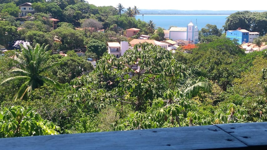 CASAS QUINTAL-2 BEDROOM-200METER FROM BEACH-SUNSET
