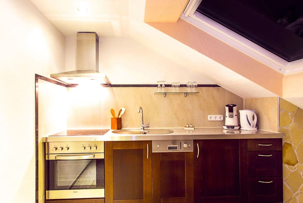Apartment MADAGASCAR (58 m²) – für 2 Personen Küche