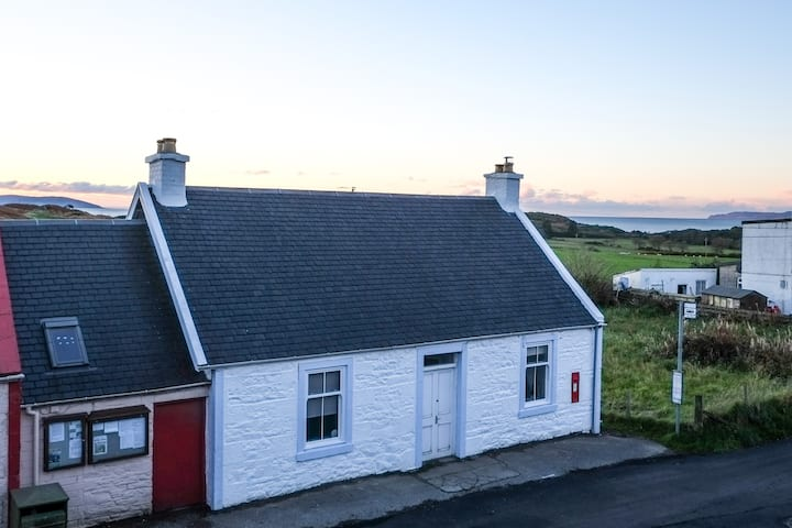 The Postbox - Self-catering in Carradale, kintyre