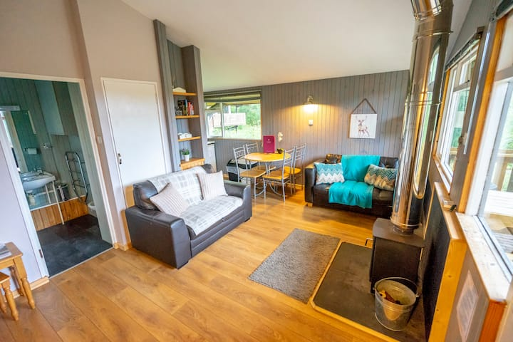 Ancarraig Lodges Self Catering Above Loch Ness #4