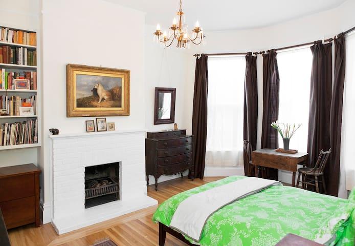 Buena Vista Vict. private room bath - San Francisco - Bed & Breakfast