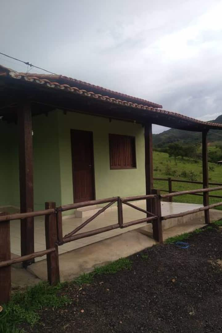 Chalés Cana Verde