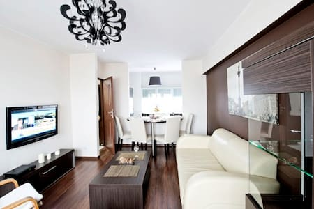 Spacious/comfy/elegant apartment. - 華沙