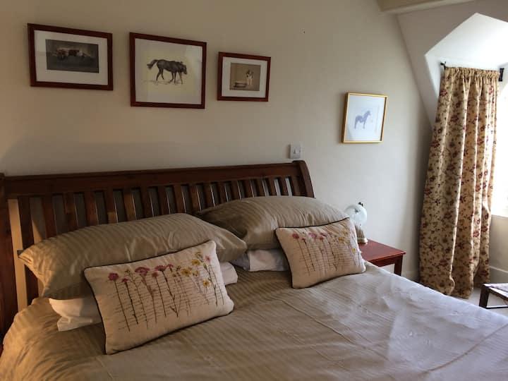 Tor Royal Farm, Wallace Room