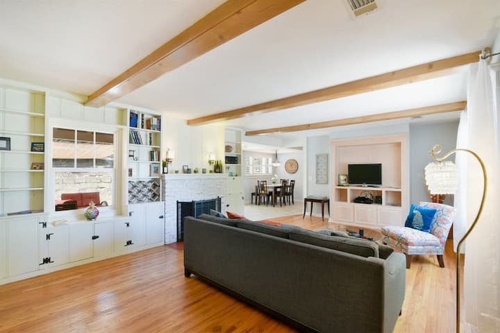 Charming Paso Robles Home Close to Downtown.  Pet Friendly