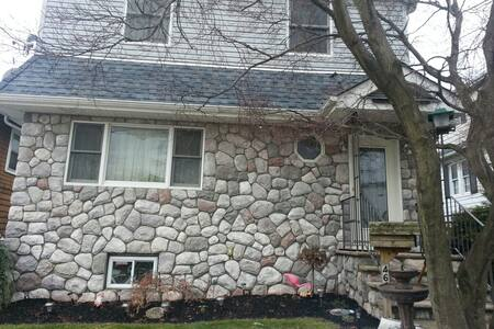 Superbowl 2014 House/Room rental - Lyndhurst - Casa