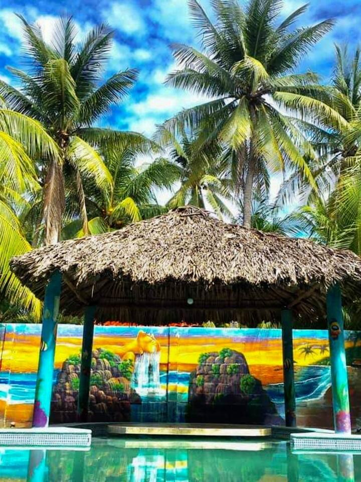 "Alquiler ""Casa de playa""  Dos abuelas Resort"