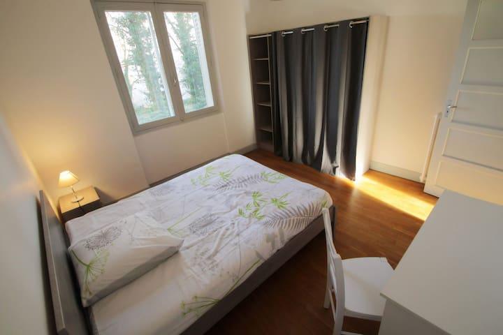Chambre tout confort proche centre Besançon