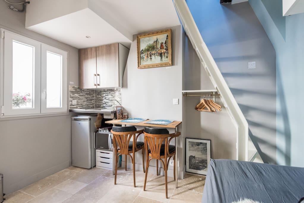 Super cosy loft great marais appartementen te huur in for Design appartement frankrijk