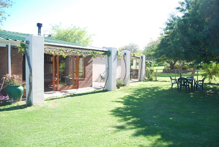 Audrey's Vineyard Cottage
