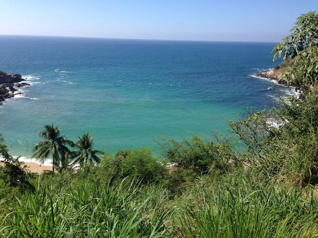 Great location! - 2BR apartment - Puerto Escondido - Leilighet