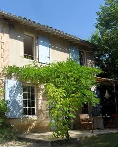 Gite in the Galliac vineyard - Talo
