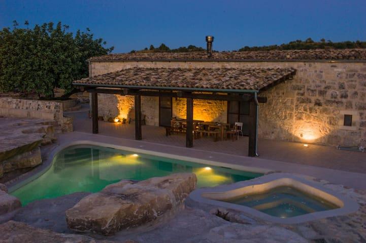Casa Iside - relax in rural Sicily - San Giacomo - Rumah