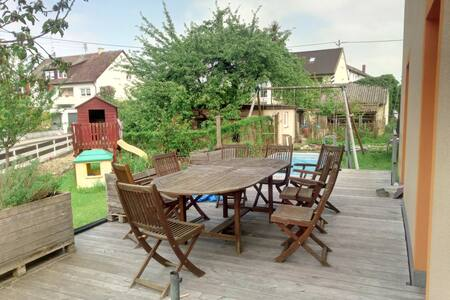 French House in sweet Bayern near Legoland