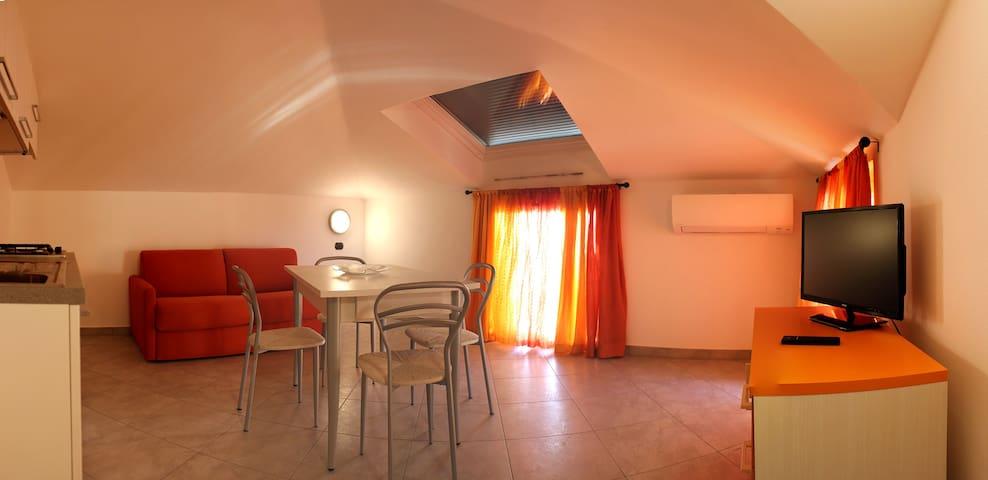 CHERY apt arancio - Riva Ligure