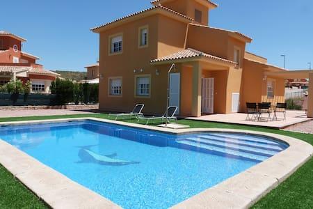 Villa Totana In Murcia Spain - Totana