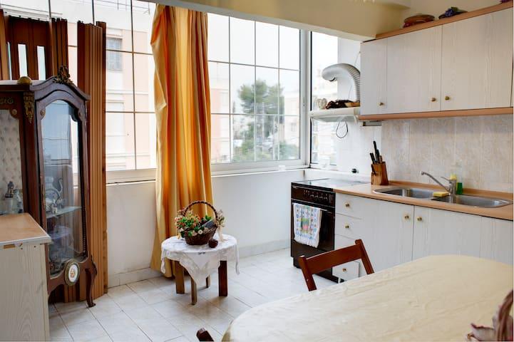 Your apartment in green district  - Nea Filadelfeia - Lakás