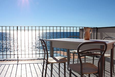 CHERY apt BLU incantevole sul mare - Riva Ligure