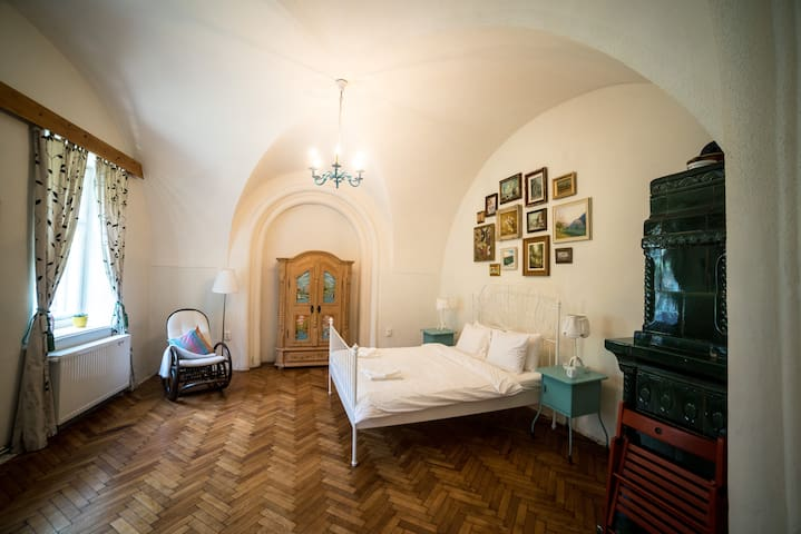 Painter's Apartment in the Old Town