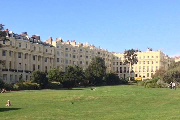 Brunswick Square (Regency First Floor Apartment)