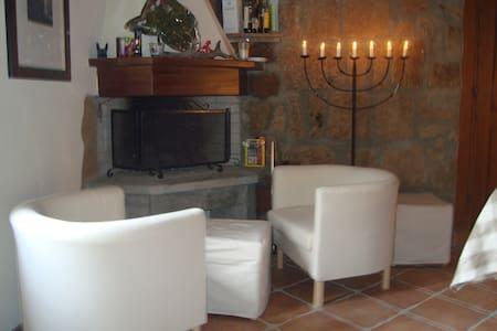 Antica dimora in un Borgo Medioevale - Barbarano Romano - Apartament