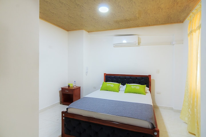 Ayenda 1508 Rubí, Double Room