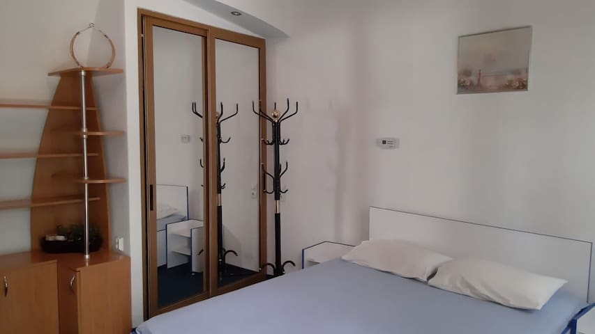 Fully equiped studio in old city center