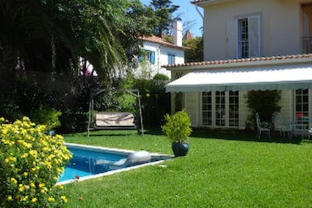 Charming  bedroom & swimming pool - Cascais - Pousada