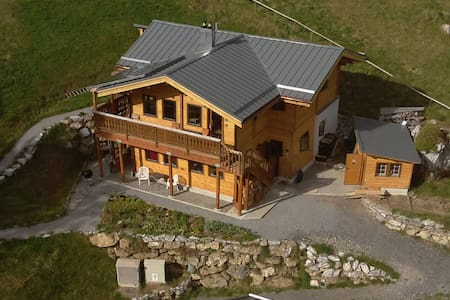 Lower Chalet Alta Apt. in Murren