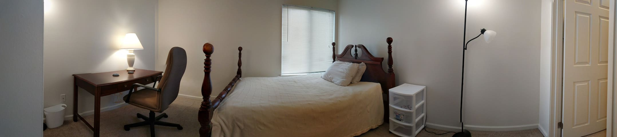 Private Bed and Bath in Rochester - Rochester Hills - Daire