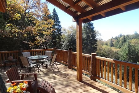 Cabin Fever Vacation Rental - Palomar Mountain - Kabin